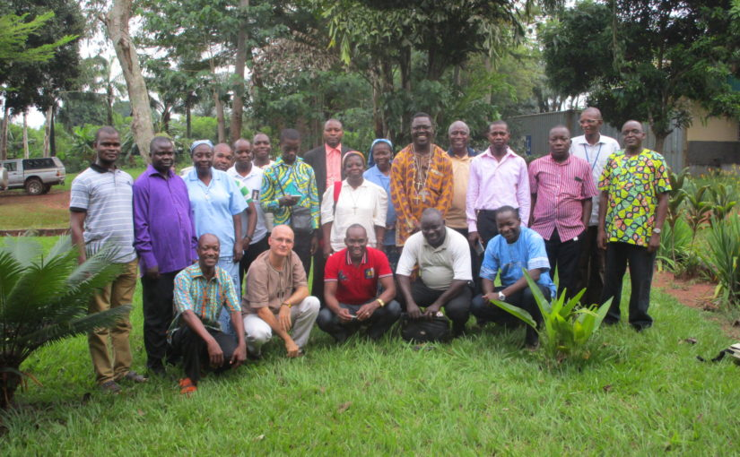 SESSION SUR LA RÉSILIENCE (Bangui, 7-17 Novembre 2017)