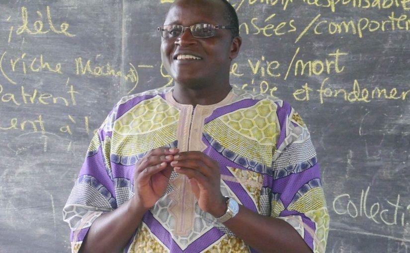 TRANSITION DANS LA VIE (Père James Kulwa Shimbala, SMA)