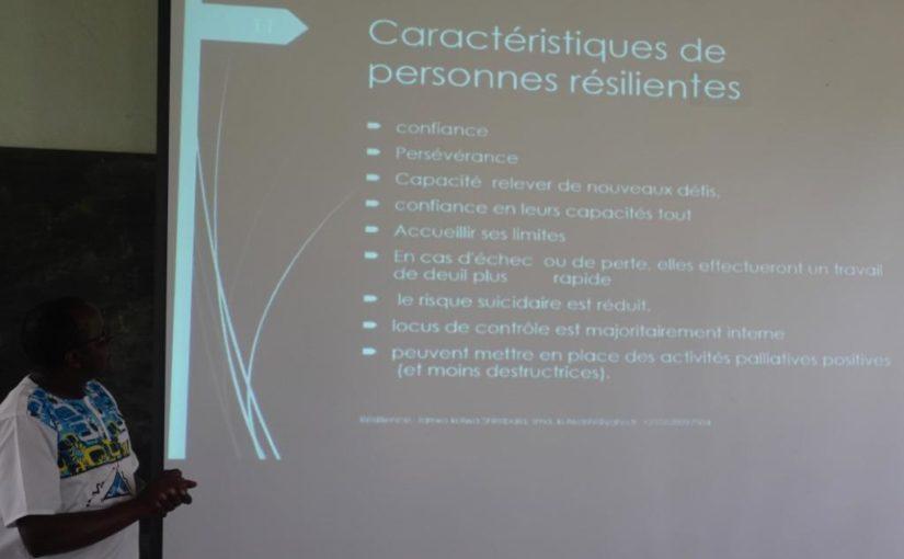Résilience face au stress, traumatisme et deuil
